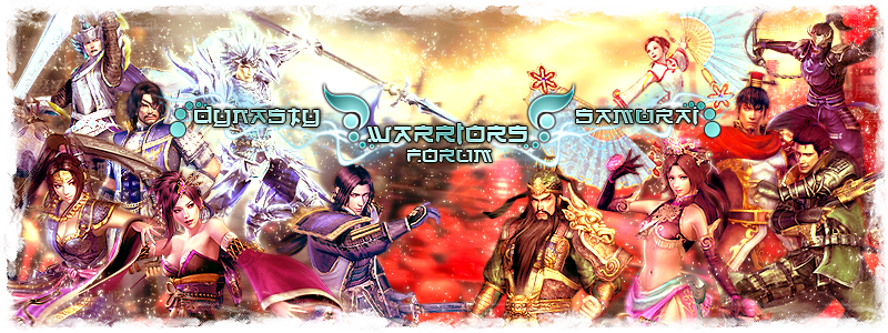 Dynasty-Samurai Warriors, le Forum